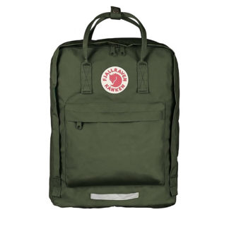 Рюкзак Kanken Big Forest Green спереди