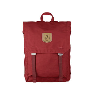 Рюкзак Kanken Foldsack No 1 Ox Red спереди