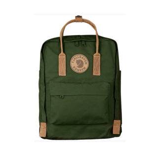 Рюкзак Kanken No 2 Forest Green спереди